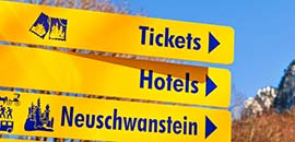 Tickets Neuschwanstein